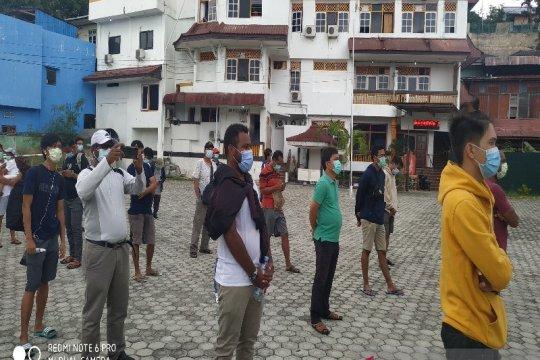 STPP sebut 3.359 orang di Papua dirawat karena positif COVID-19