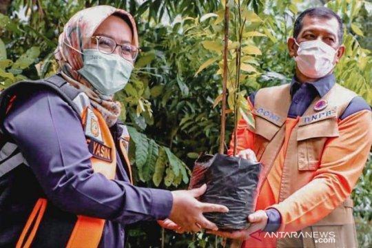 Kepala BNPB hingga Bupati Bogor tanami hulu Ciliwung ribuan pohon