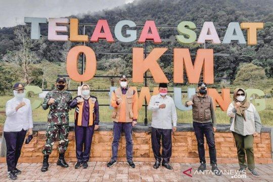 Danjen Kopassus pamerkan hasil revitalisasi hulu Sungai Ciliwung Bogor