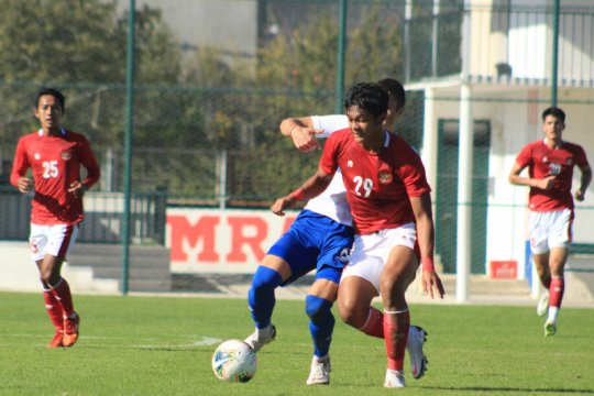 Shin Tae-yong puji dua pemain baru timnas U-19