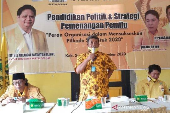 Golkar bertekad usung Airlangga Hartarto sebagai Capres 2024
