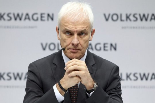 Pich Automotive tunjuk mantan CEO Vw sebagai ketua yang baru