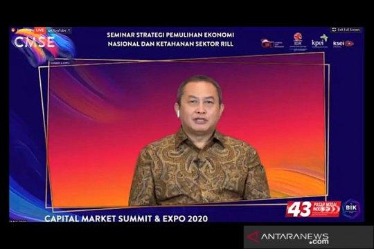 OJK: Kepercayaan publik terhadap pasar modal masih terus meningkat