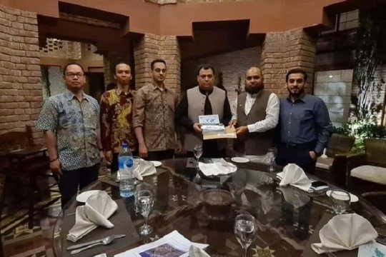 KBRI promosikan 'Trade Expo Indonesia' Virtual 2020 di Pakistan