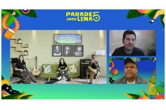 JOOX ingin jadi tuan rumah musik Indonesia