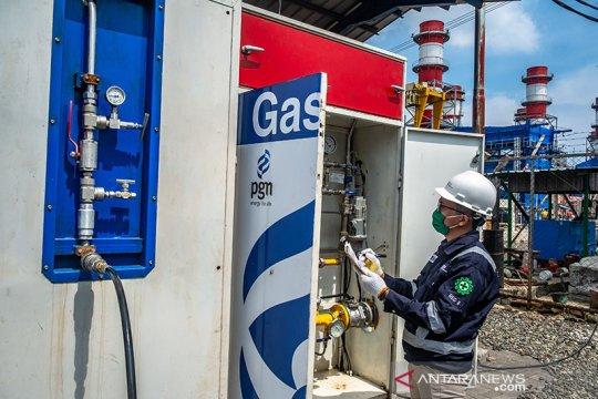 Setahun Jokowi-Ma'ruf, Pemerintah ambil risiko turunkan gas industri