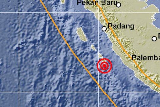 Pakar gempa Unand : Tetap waspadai gempa dari segmen Siberut