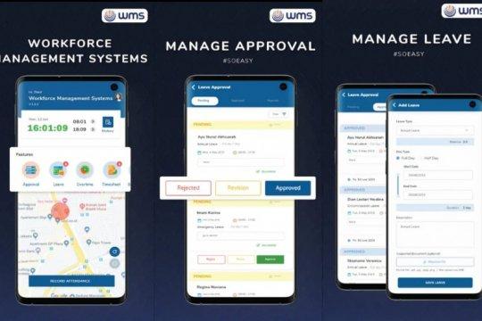 WMS HR Acceleration, aplikasi optimalkan kinerja pegawai kala pandemi