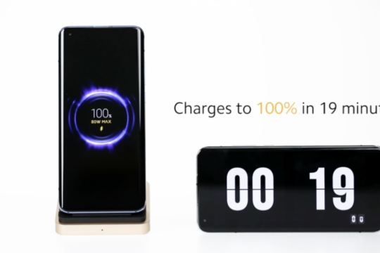 Xiaomi garap pengisian daya nirkabel 80W