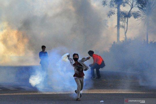 Perwira polisi nyamar jadi mahasiswa buat demo rusuh? Ini penjelasannya
