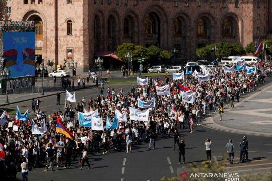 Armenia, Azerbaijan, Rusia sepakat akhiri konflik Nagorno-Karabakh