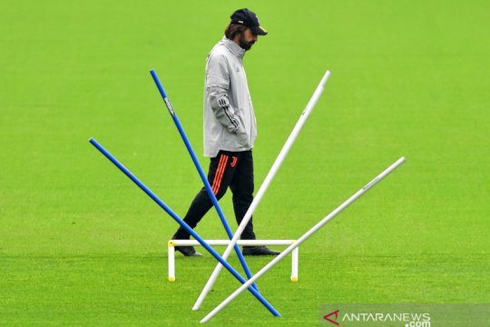 Andrea Pirlo bilang Juve perlu ditampar agar bangkit