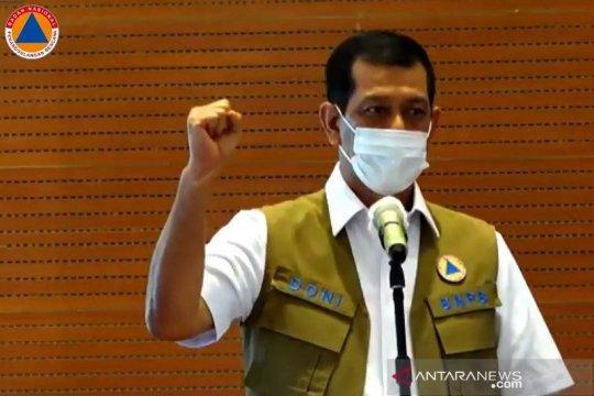 Kepala BNPB minta Jabodetabek antisipasi bencana hingga RT/RW