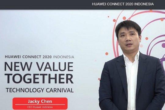 Huawei beberkan teknologi utama dukung transformasi digital Indonesia
