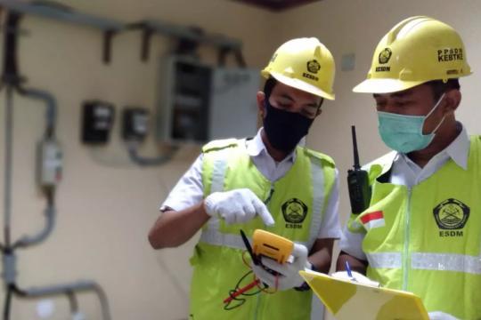 Wujudkan SDM andal, Kementerian ESDM gelar pelatihan instalasi listrik