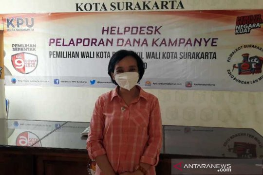 KPU Surakarta siap layani pasien COVID-19 mencoblos Pilkada 2020