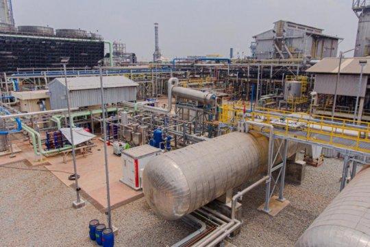 Rekind tuntaskan pengerjaan proyek pabrik CO2 cair Pupuk Kujang