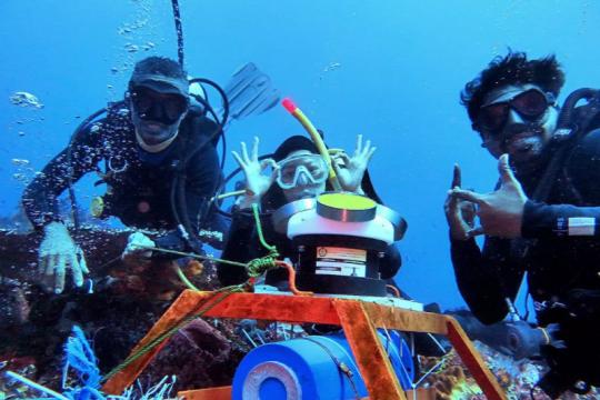 Kementerian ESDM teliti pemanfaatan arus laut dalam Selat Pantar NTT