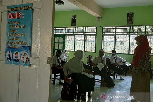 Sejumlah sekolah di Banyumas uji coba pembelajaran tatap muka