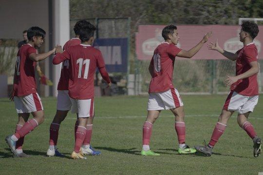 Ketum PSSI ingatkan timnas U-19 agar tak cepat puas