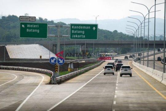 Pemerintah turunkan waktu perjalanan dengan jalan bebas hambatan