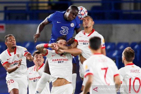 Chelsea bermain imbang dengan Sevilla 0-0