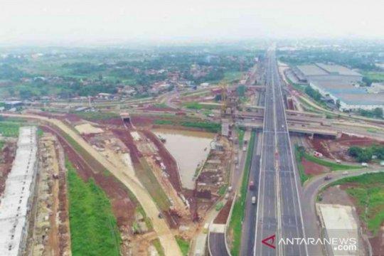 Jasa Marga alihkan lalu lintas pintu keluar Tol Cibitung mulai Jumat
