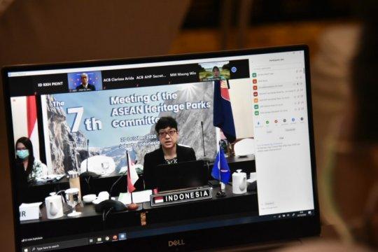 ASEAN bahas peningkatan upaya pengelolaan kawasan lindung