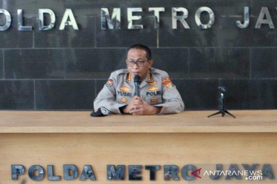 Polda Metro Jaya amankan 270 orang pada unjuk rasa 20 Oktober