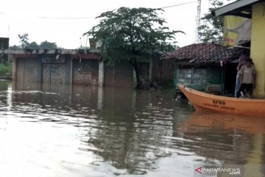 Tinggi air Citarum mulai naik, BPBD minta warga Bandung siaga banjir