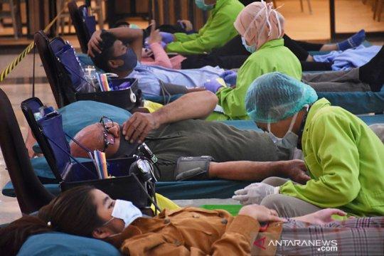 PDS PatKLIn: Jangan takut donor darah di masa pandemi