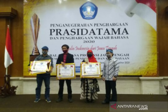 Balai Bahasa Jawa Tengah gelar Prasidatama 2020