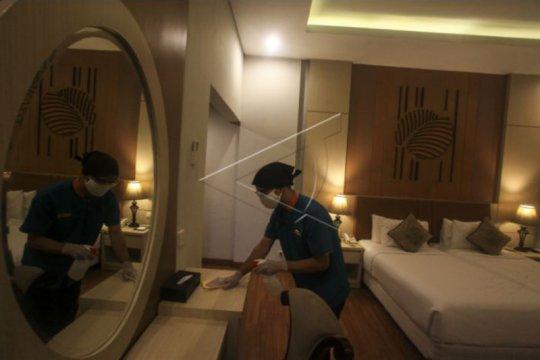 Hotel di Yogyakarta bangkit di tengah pandemi