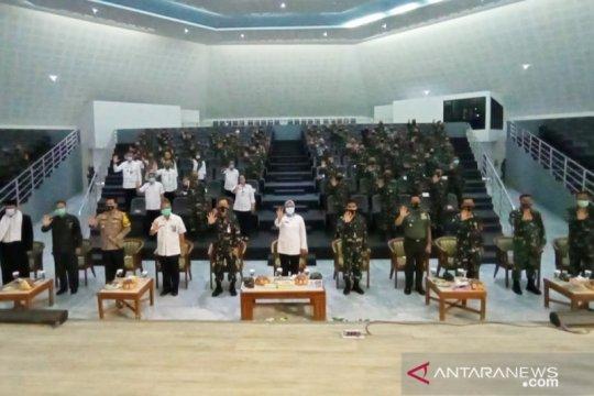 Bupati Bogor puji TNI telah rampungkan jalan penghubung dua provinsi