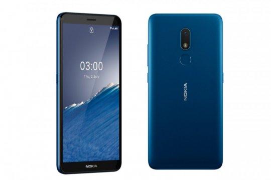 Nokia C3 meluncur di Indonesia, ini harganya