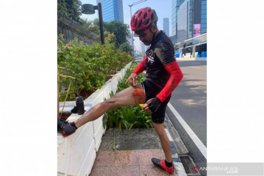Kemarin, APBD-P DKI hingga polisi buru jambret pesepeda di Bundaran HI