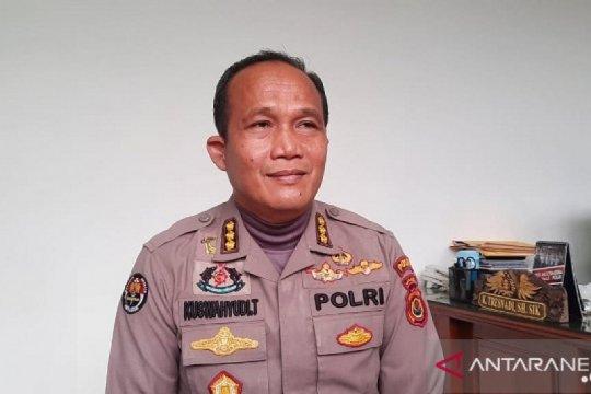 Polda Jambi bantah polisi adu jotos saat demonstrasi