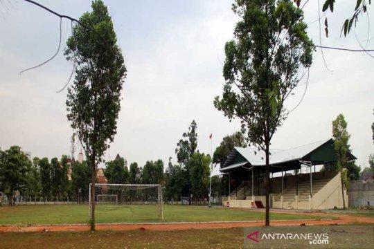 Lapangan Kotabarat Surakarta mulai dibenahi untuk Piala Dunia U-20