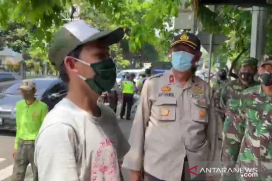 Siswa SMK tak hafal Pancasila saat terjaring Operasi Yustisi di Jakbar