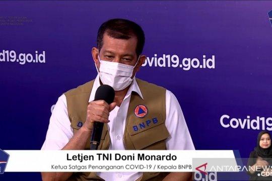 Doni Monardo: Ketersediaan ruang ICU saat ini 64 persen