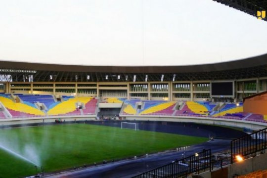 Kementerian PUPR mulai renovasi 2 stadion utama untuk Piala Dunia U-20