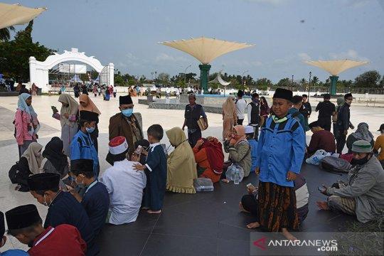 Objek wisata di Banten diminta perketat protokol kesehatan saat libur