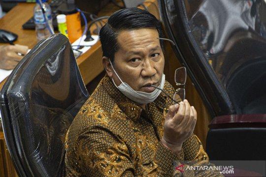 Baleg-pemerintah sepakat keluarkan RUU Pemilu dari Prolegnas 2021