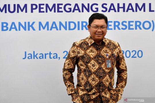 Darmawan Junaidi terpilih sebagai Direktur Utama Bank Mandiri