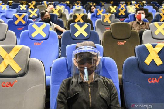 Pengelola Mal Kota Kasablanka harap bioskop tingkatkan pengunjung