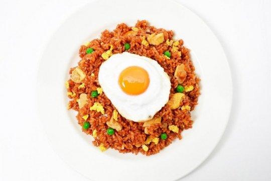Ratusan menu nasi bisa dibeli di Festival Nasi Online