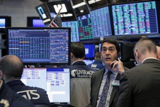Wall Street dibuka lebih tinggi, saat pasar pantau pembahasan stimulus