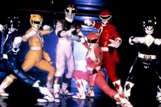 """""""Power Rangers"""" versi baru akan hadir dalam format film dan TV"""