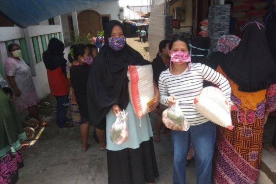 Perum Bulog Lebak-Pandeglang tercepat distribusikan BSB di Banten