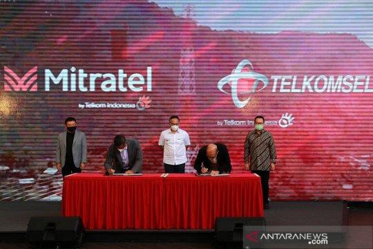 Kementerian BUMN apresiasi Telkom konsolidasikan bisnis menara